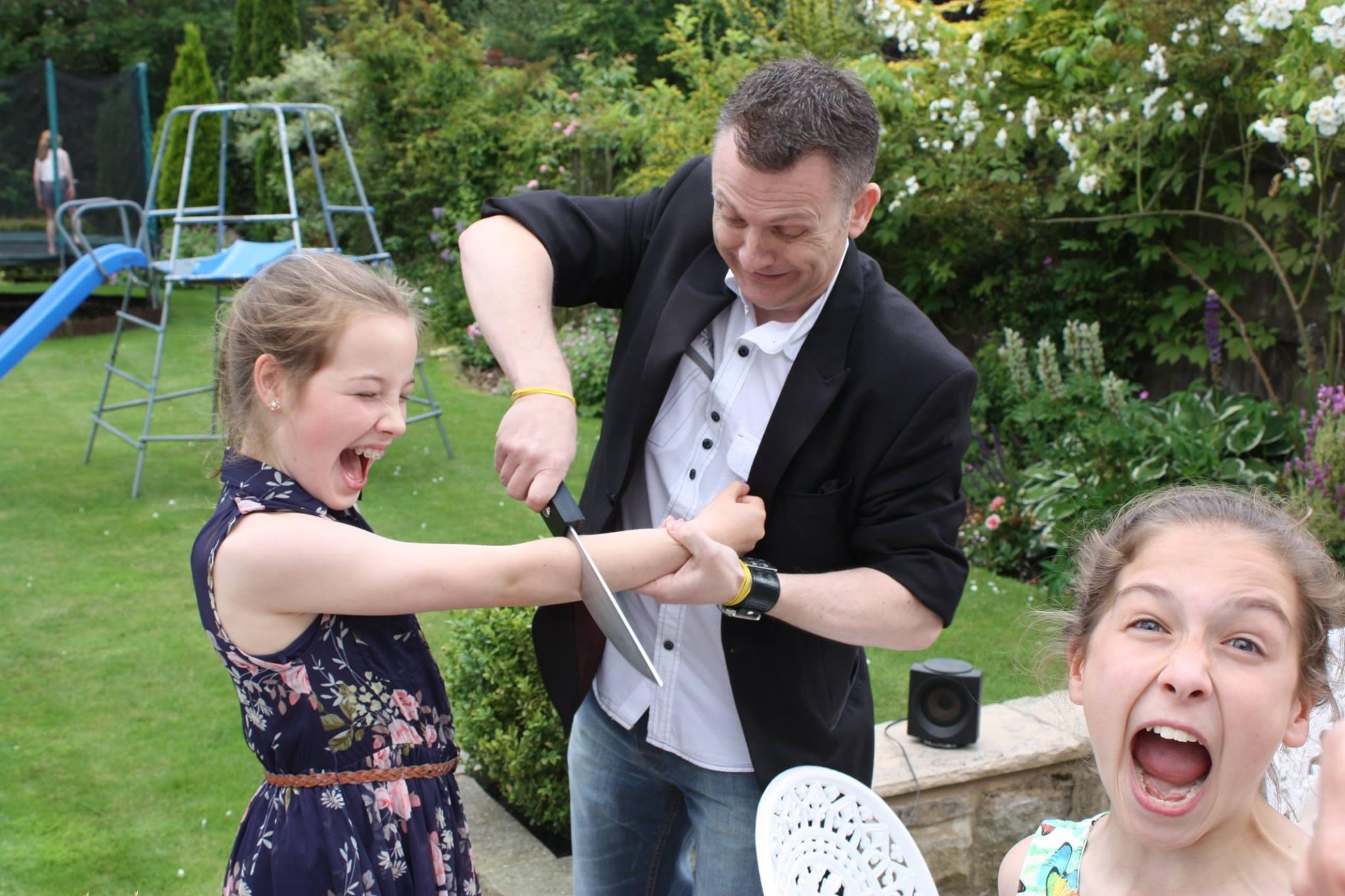 John Penman - Family Magician