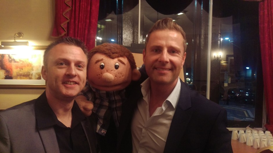 Paul Zerdin Sam Me